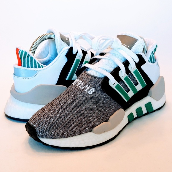adidas EQT Support 9118 Orange White | D97049